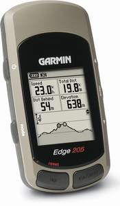 [GPS] Garmin Edge (205), Carto Explorer 3 + Training Center Edge205rf