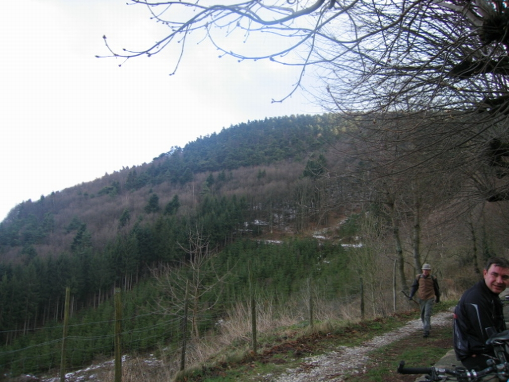 VTT Alsace/Vosges, Ste Odile, Barr, Ungersberg, Champ du feu IMG_0941