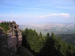 VTT Alsace/Vosges, Ste Odile, Barr, Ungersberg, Champ du feu TN_IMG_1271